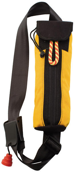 #1152 - Rescue Holster & Bag w/ 55' of 1/4