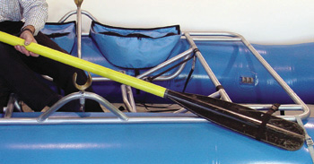 #432 - Spare Oar Strap  - Blade Free | Oar Straps and Tethers