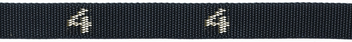 604# - Cam buckle, Polypro Strap with # woven in, 4 ft. long | Master Product List