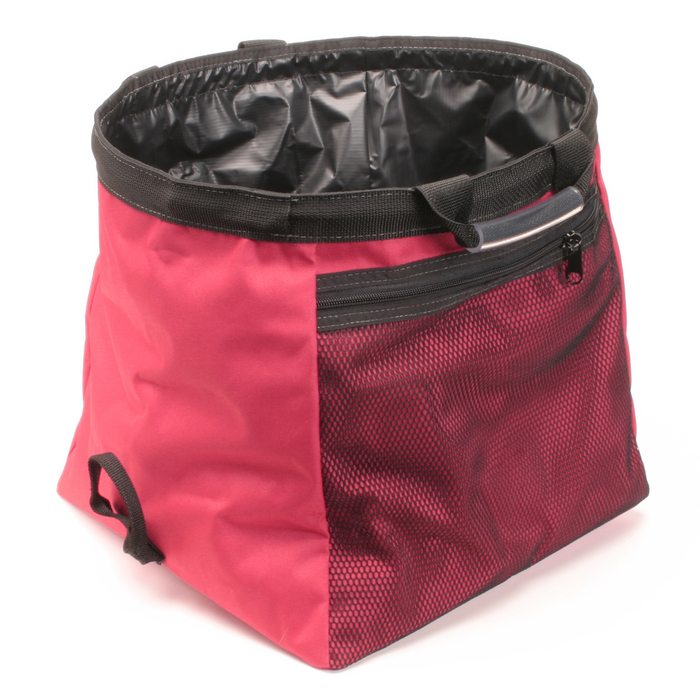 #CO06 - Fabric Water Bucket | Cascade Series of Camping Accessories