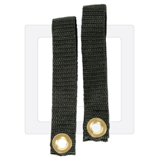 #851 Hood Loops (pair) | Boat Transportation Tie Down Kits & Foam Block Kits