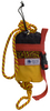 #1126 - Outfitter Kayak Bag with 50' of 5/16 Poly