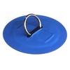 #120SS - 1.5'' SS D-Ring, 6.5'' Hypalon apron