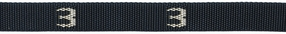 603# - Cam buckle, Polypro Strap with # woven in, 3 ft. long