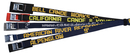 601CW - Cam buckle, Polypro Strap with Custom Web, 1 ft. long