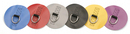 #320SSV - 1'' SS D-Ring/4.5'' Vinyl Apron/Polypro Strap