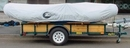 #1204 - Inflated Raft Storage/Travel Cover/17'-19'/ w/Tie-Down